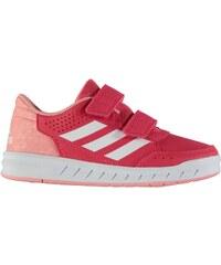 Adidas Duramo Slide K Ruž ová 28