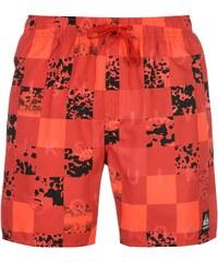 Quiksilver Chuka 17 Shorts pánské Red 39ba73e7c1