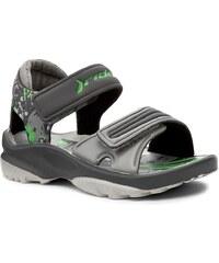 Sandály RIDER - K2 Twist VI Baby 81912 Grey Dark Grey Green 20996 df863d47b8