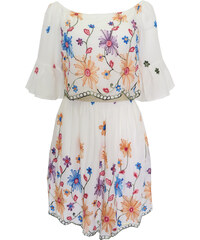 9b11033d53e Květované šaty Rinascimento