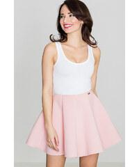 0ba21b949ed Lenitif Světle růžová sukně K268