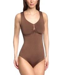 belly cloud Damen Badeanzug, belly cloud Model-up Badeanzug mit V-Ausschnitt