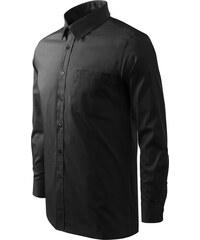 02923a5c833 BINDER DE LUXE košile pánská luxusní 80801 satén. V 6 velikostech. Detail  produktu · ADLER Shirt long sleeve Pánská košile 20901 černá S