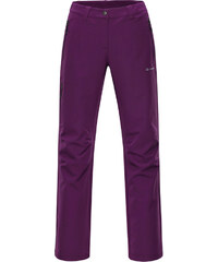 7f6bea13925 ALPINE PRO MURIA Dámské softshellové kalhoty LPAG027825 imperial fialová 36