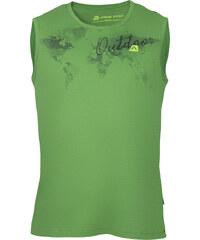 ALPINE PRO SALAZAR 3 Pánské triko MTSJ192528 zelená S ae0e2ca431e