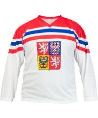 099dc1854876 Universal Hokejový Dres Česká republika Bílý