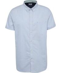 985821cb844 Světle modrá vzorovaná košile s krátkým rukávem Burton Menswear London