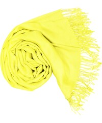 4b0c12f3ad5 Carlo Romani s. r. o. Dámská žlutá pašmína   Dámská žlutá šála