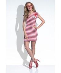 Fobya šaty se vzorem - Glami.cz 51bb1ee98a