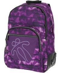 5f494d78aa5 Totto batoh Crayola Hearts purple