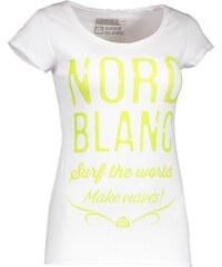 5e789469e40 Dámské tričko NORDBLANC GIRAFFE NBSLT5049 BÍLÁ - Glami.cz