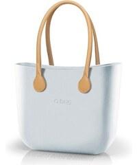 O bag kabelka Snow s dlouhými koženkovými držadly natural 338d0beed6f