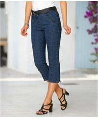 bcb8cdc47014 Vypredaj-zlavy.sk 3 4 džínsové nohavice modrá