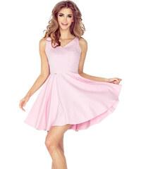 5204a06cf819 Šaty dámské MORIMIA 014 2 pastel pink