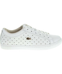 Lacoste Straightset dámská obuv bílá Straightset wht 205a27e8283