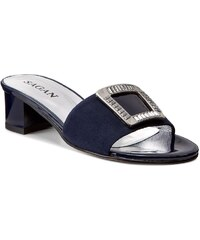 Papucs LACOSTE - L.30 Slide 118 1 Caw 7-35CAW00202B9 Dark Purple ... 114885cd10