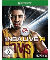 EA XBOX One - Spiel »NBA Live 14«