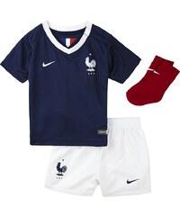NIKE Frankreich Babykit Home Stadium WM 2014 Kinder
