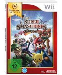 NINTENDO WII Super Smash Bros. Brawl Nintendo Selects Wii