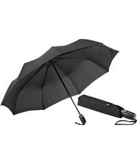 Euroschirm® Regenschirm mit Elchleder, »One For One - Elchleder-Taschenschirm«