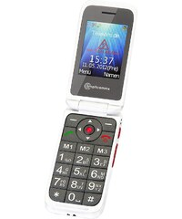 Audioline Handy »PowerTel M7000i«