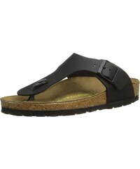 Ramses 44791, Tongs mixte adulte - Noir, 37 EU (Normal)Birkenstock