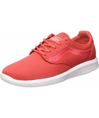 Vans Iso 1.5 Plus, Sneakers Basses Mixte Adulte, Rouge (Mesh/Cayenne), 43 EU (9 UK)