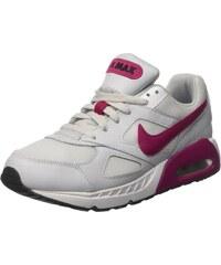 best cheap f5c89 13dd7 Nike Air Max Ivo GS Chaussures de Tennis Fille, Blanc Cassé (Pure Platinum
