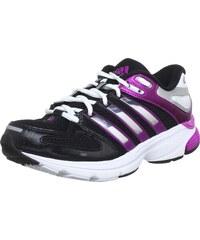 official photos cd94d 1d4c9 adidas Questar Stability W G64610, Damen Laufschuhe, Mehrfarbig (Black 1    Metallic Silver