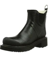 Ganter Hanna STFL Weite H 4-208512, Boots Femme, Noir (Schwarz 0100), 39