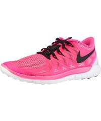 on sale 623a6 5cd1b Nike Free 5.0, Damen Laufschuhe, Pink (Pink Pow/Black/Polarized Pink