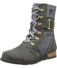 Major, Bottes Souples Femme, Gris (010), 40 EU (7 UK)Sorel