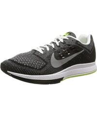 Nike Air Zoom Structure 18, Chaussures de Running Homme - Noir (Silber/ Schwarz