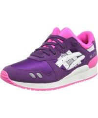 Asics Gel-Lyte III GS, Sneakers Basses Mixte Adulte - Violet (Purple/