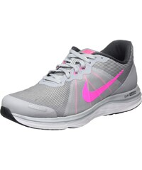 low priced 176ba 77d40 Nike WMNS Dual Fusion X 2, Chaussures de Running Femme, (Gris Loup