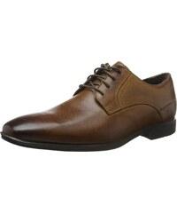 Derby Vibram, Chaussures à Lacets Homme, Marron (Marrone), 41 EUWALKOVER