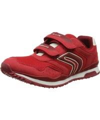 Geox Pavel A, Sneakers Basses Garçon, Rouge (Redc7000), 30 EU