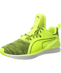 Ultimate Ignite Pwrcool - Chaussures de Course - Mixte Adulte - Vert (Green Gecko/Black) - 42 EU (8 UK)Puma RWKU8
