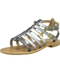 70313981101302 Sandal, Spartiates Femme, Vert (Oliv 415), 39 EUMarc O'Polo