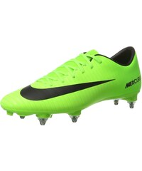 new concept a4091 42606 ... closeout nike mercurial victory vi sg chaussures de football  entrainement homme vert electric green 1717b bd367