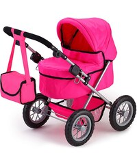 Puppenwagen, Bayer Design, »Trendy«, pink