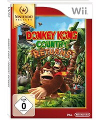 Donkey Kong Country Returns Nintendo Selects Wii
