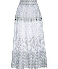 410d8de8b047 Stříbrná sukně