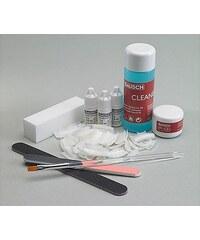 Bausch Nageldesign Zubehör-Set für UV Nägel 0725/28, professionelle Studio-Qualität
