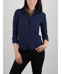Košile Alcott SOLID COLOR LONG SLEEVE SHIRT b1b29c2159