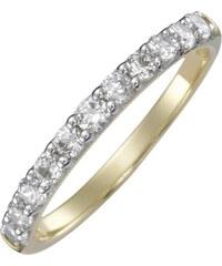 firetti Ring: Verlobungsring / Vorsteckring / Memoire, Gelbgold