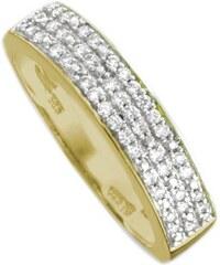 firetti Ring, bicolor