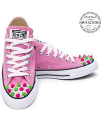 Ružové Dámske topánky z obchodu Shoozers.eu - Glami.sk 804fdd46060