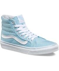 Vans U Sk8-Hi Slim, Baskets mode mixte adulte - Turquoise Doren Til, 36.5 EU (5 US)