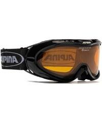 ALPINA SPORT Skibrille, schwarz, für Brillenträger, Alpina, »Opticvision«, Made in Germany